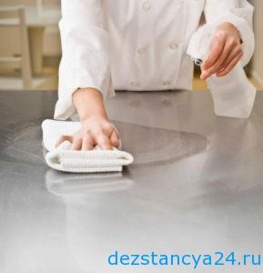 Дезинфекция ресторанов, кафе и столовых