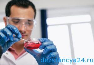 Какие препараты используются при дезинфекции и дезинсекции